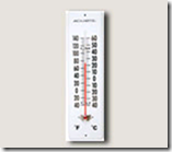 How The Earth's Temperature Looks On An AlcoholThermometer (1/2)