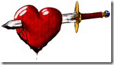 The Dagger In The Heart?  Maybe..... A Remedial Explanation Of Marcott's HS Blade ....... Mikey?  What's That About A Dagger? (1/6)