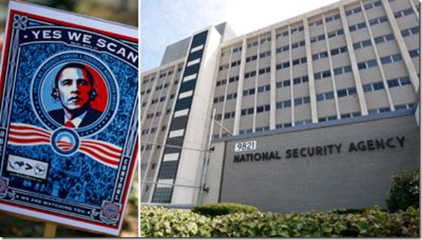 Shock News!!!  NSA Collected Information Unrelated To Terror!!