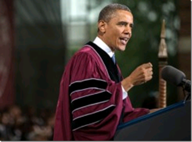Confirmed By Daily Current!!!  Obama Greatest Prez Since Abe Lincoln!!!  Obama To Forgive All Student Loan Debt!!!!  Or Leftards Are As Smart As Eggplants ... Either One (1/2)